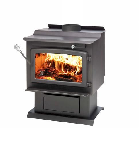 Fw3000 Epa Wood Stove With Blower At Menards Wood Stove High