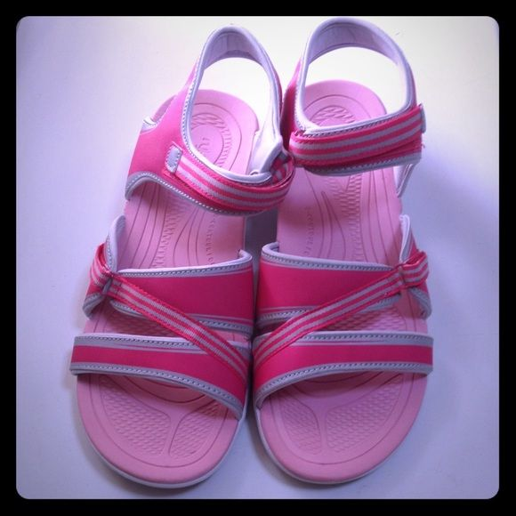 Rykä Breeze Sandal NWOT Rykä breeze sandal NWOT. grandma tried on and they were too big. Rykä Shoes Sandals