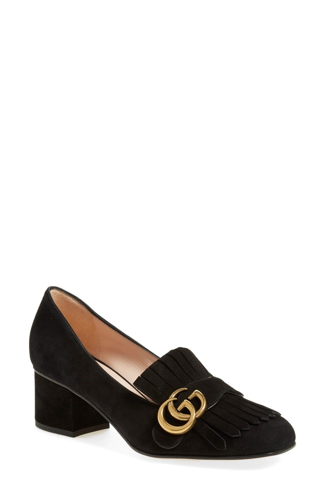 e872f5a12 Gucci GG Pump available at  Nordstrom