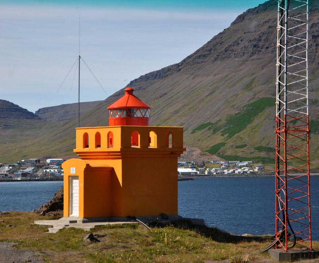 Moderne islandsk fyrlykt