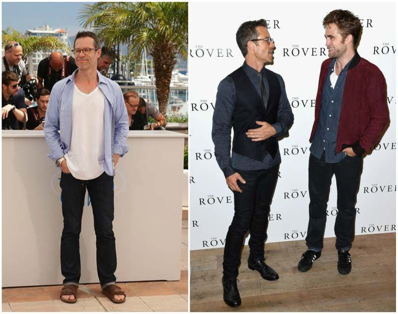 Guy Pearce S Height 5 10 178 Cm Actors Height Toned Body Guy Pearce