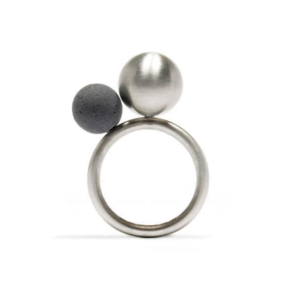Orbis Double Ring