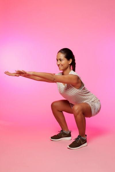 Your step-by-step guide to mastering the perfect squat