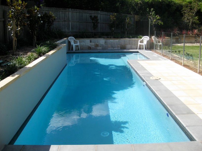 Malibu Pools & Spas Inground Concrete Swimming Pools Lane ...
