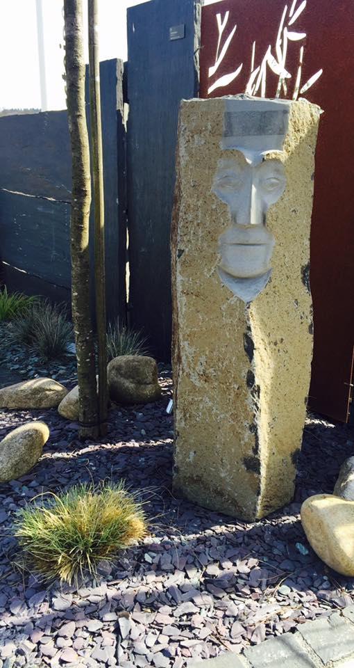 Garten ▫ Terrasse ▫ Außengestaltung ▫ Dekoidee ▫ Gestalten ▫  Gartengestaltung ▫ Naturstein ▫ Vorgarten ▫