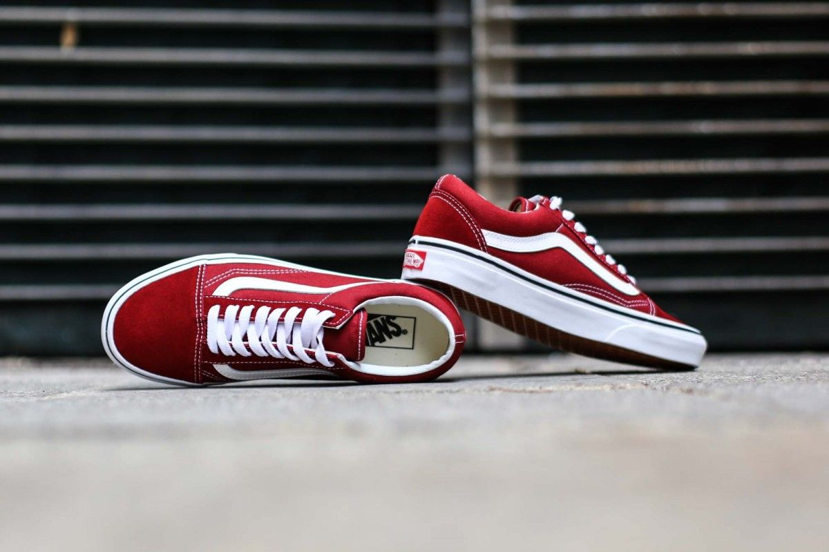 vans old skool damskie foot locker