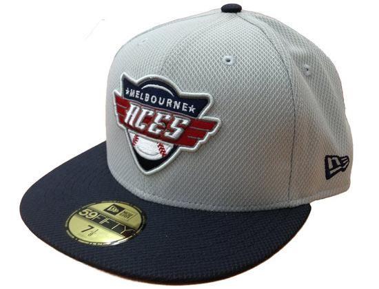 f27f27badff 2014 Melbourne Aces Diamond Era 59Fifty Fitted Cap by NEW ERA x ABL ...