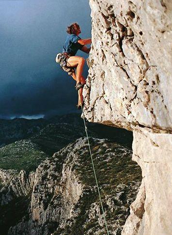 The mountain of Velebit, Croatia, perfect for mountain climbing!