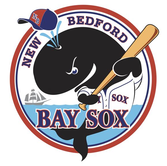 New Bedford Bay Sox New England Collegiate Baseball League New Bedford Massachusetts Game Logo Custom Baseball Jersey Baseball Theme Party