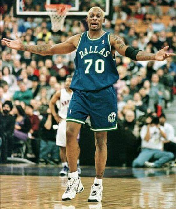 Dennis Rodman Converse All Star 91 | Converse basketball