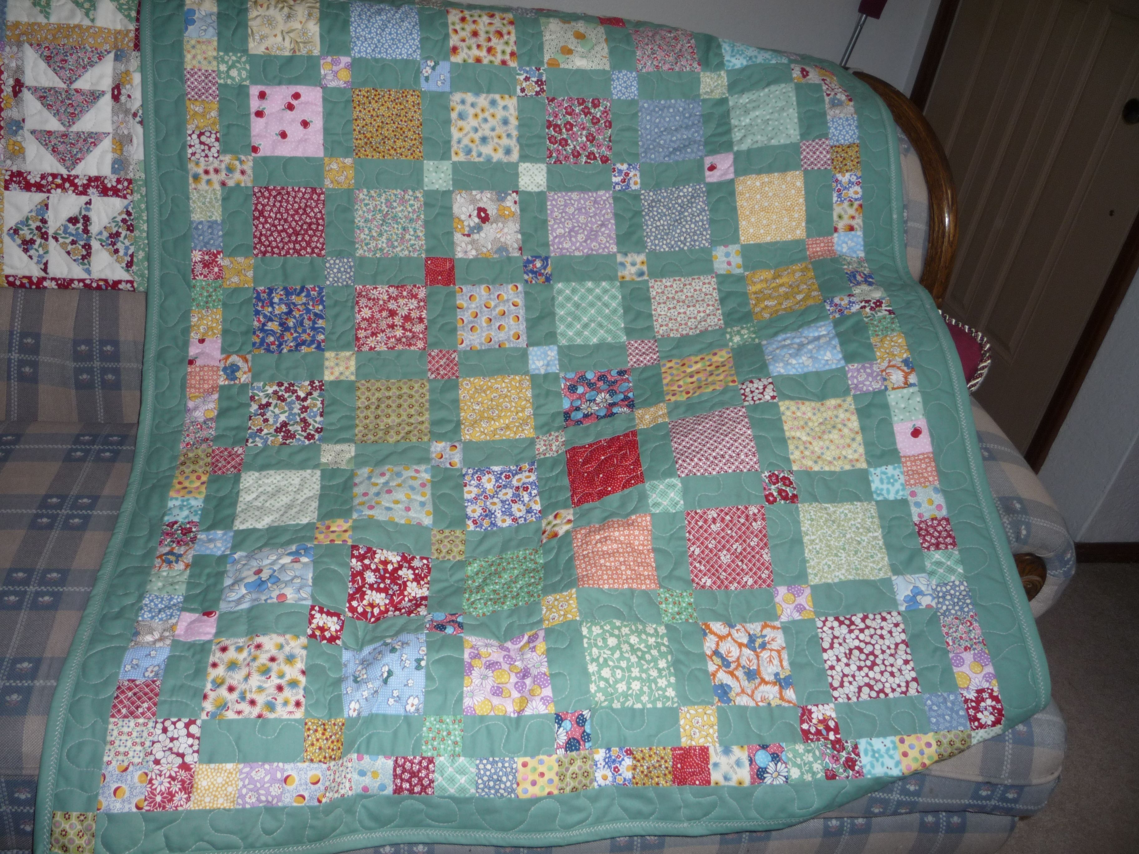 feedsack quilt patterns - Google Search | Feedsack Quilts ... : feedsack quilts - Adamdwight.com