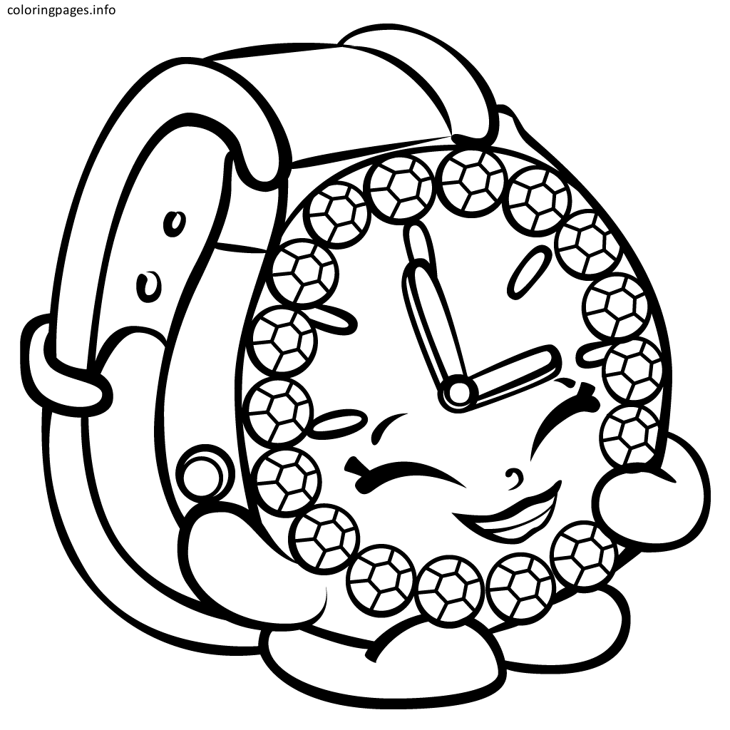 - Shopkins Coloring Pages Season 2 Shopkin Coloring Pages