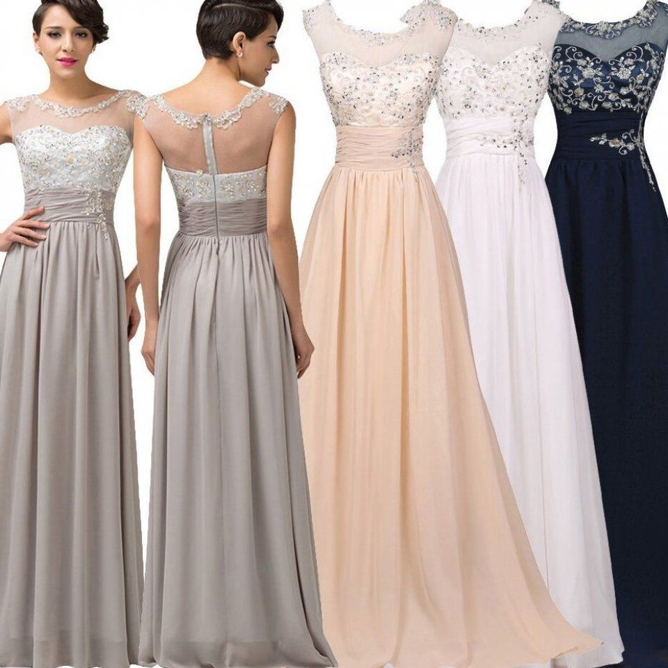 plus size long sequins prom dress evening ball party