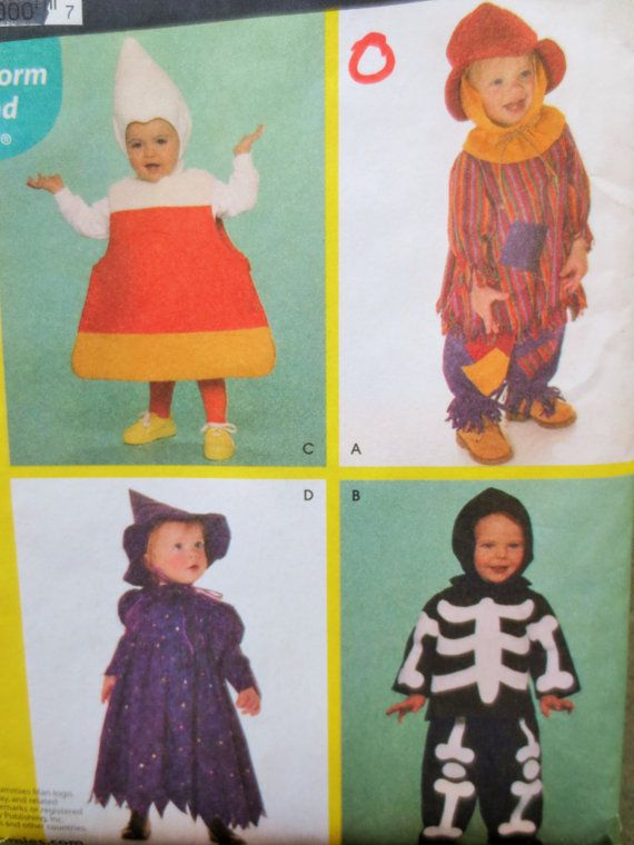 Simplicity 4005 Sewing Pattern, Halloween Costumes, … | Costume ...