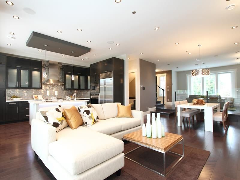 24 Large Open Concept Living Room Designs Open Living Room Design Open Concept Living Room Open Living Room