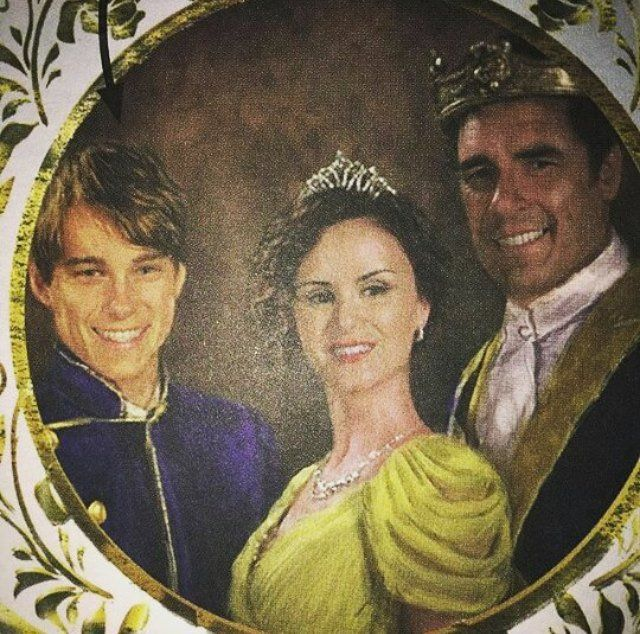 King Ben Queen Belle and King Adam (Beast) Disney