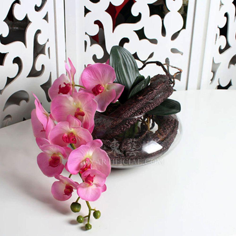 Qhy 123 Customized Artificial Flower Arrangement Flower