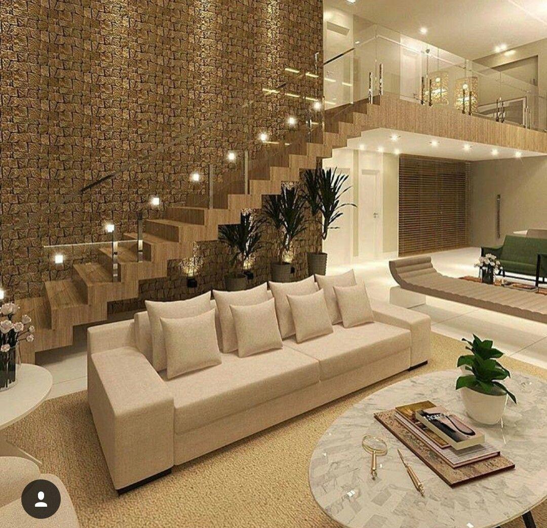 Pin De Teresa Raza En Escalera Casas Modernas De Lujo Casas Modernas Interiores Diseno De Escaleras Interiores