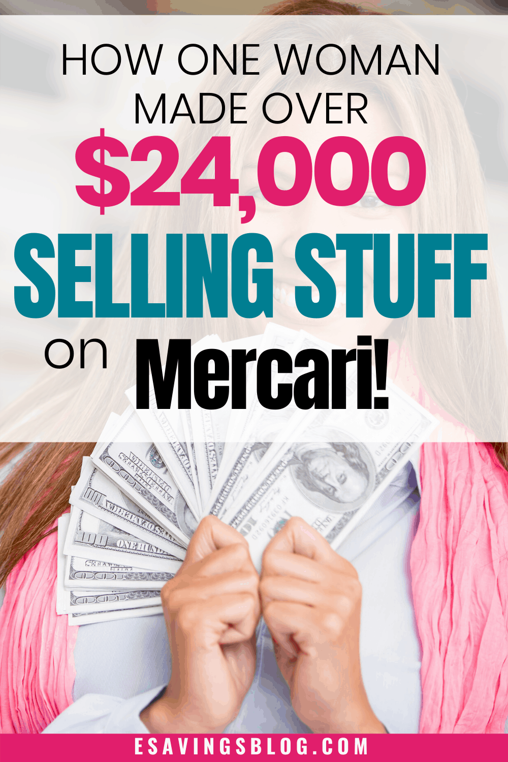 Selling On Mercari How One Woman Made Over 24 000 In 2020 Reselling Business Things To Sell Making Money On Ebay