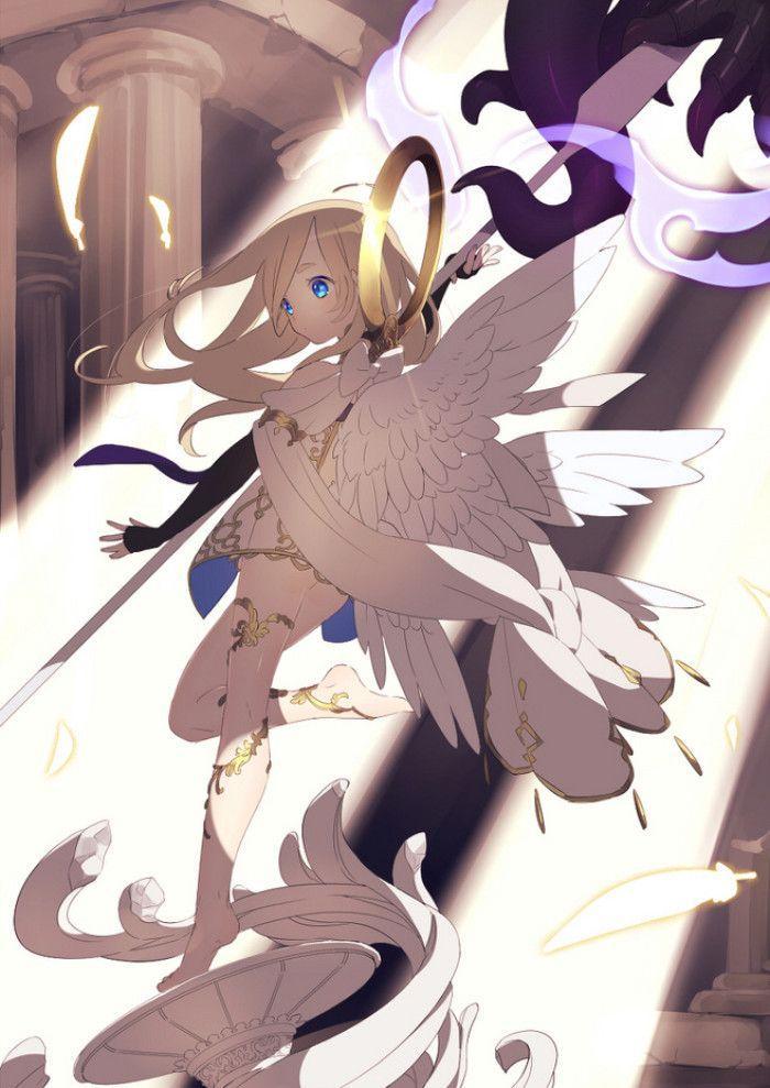天使が美しい殺戮の天使