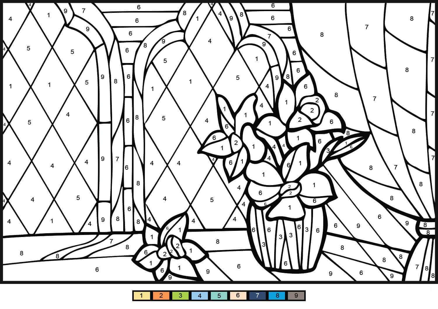 Games And Coloring Pages For Kids And Adults In
