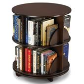 The Rotating Bookcase.