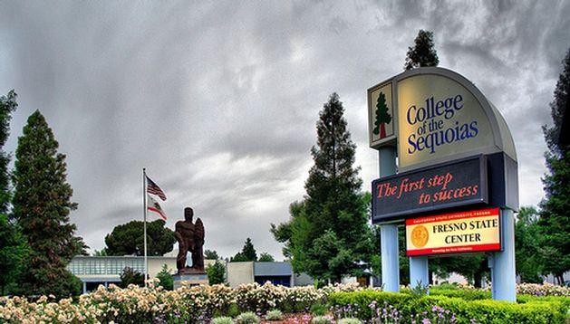 Aas Display Garden College Of The Sequoias Farm Visalia Ca With