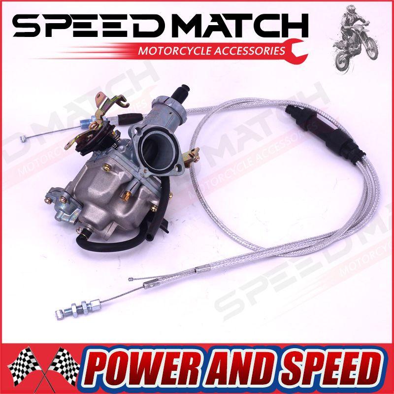 Hight Performance KEIHIN PZ30 30mm Carburetor Power Jet Accelerating