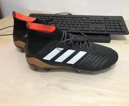 Chuteira Society Adidas Predator 18.1 FG - Chuteira Society Barato ... 75a2f6272f13a