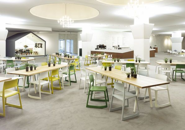 Tipton by vitra fitout pinterest hospitality for Office design vitra