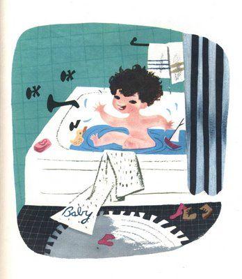 Baby's House - Mary Blair