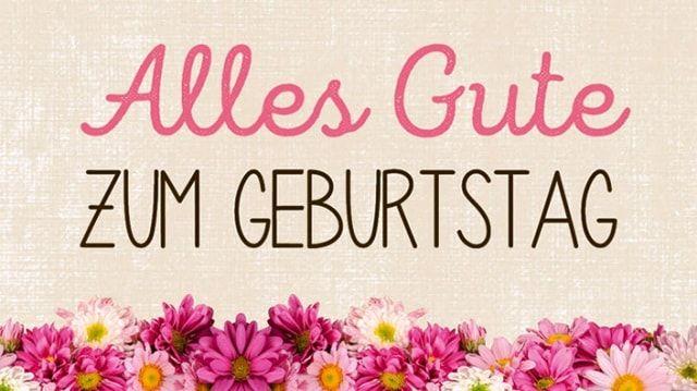 Открытка на день рождения на немецком языке. и с переводом, картинки влюбленный прикольные