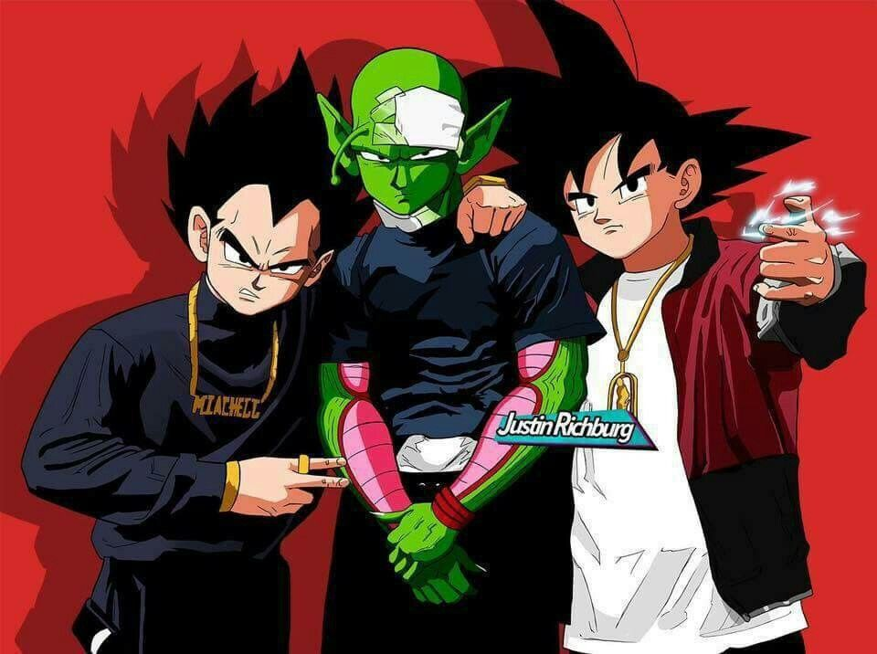Dbz Paid In Full Dragon Ball Z Dragon Ball Anime Art