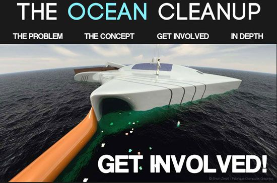 Ocean Cleanup Dilemma Solved by Teenage Engineer - Techlicious