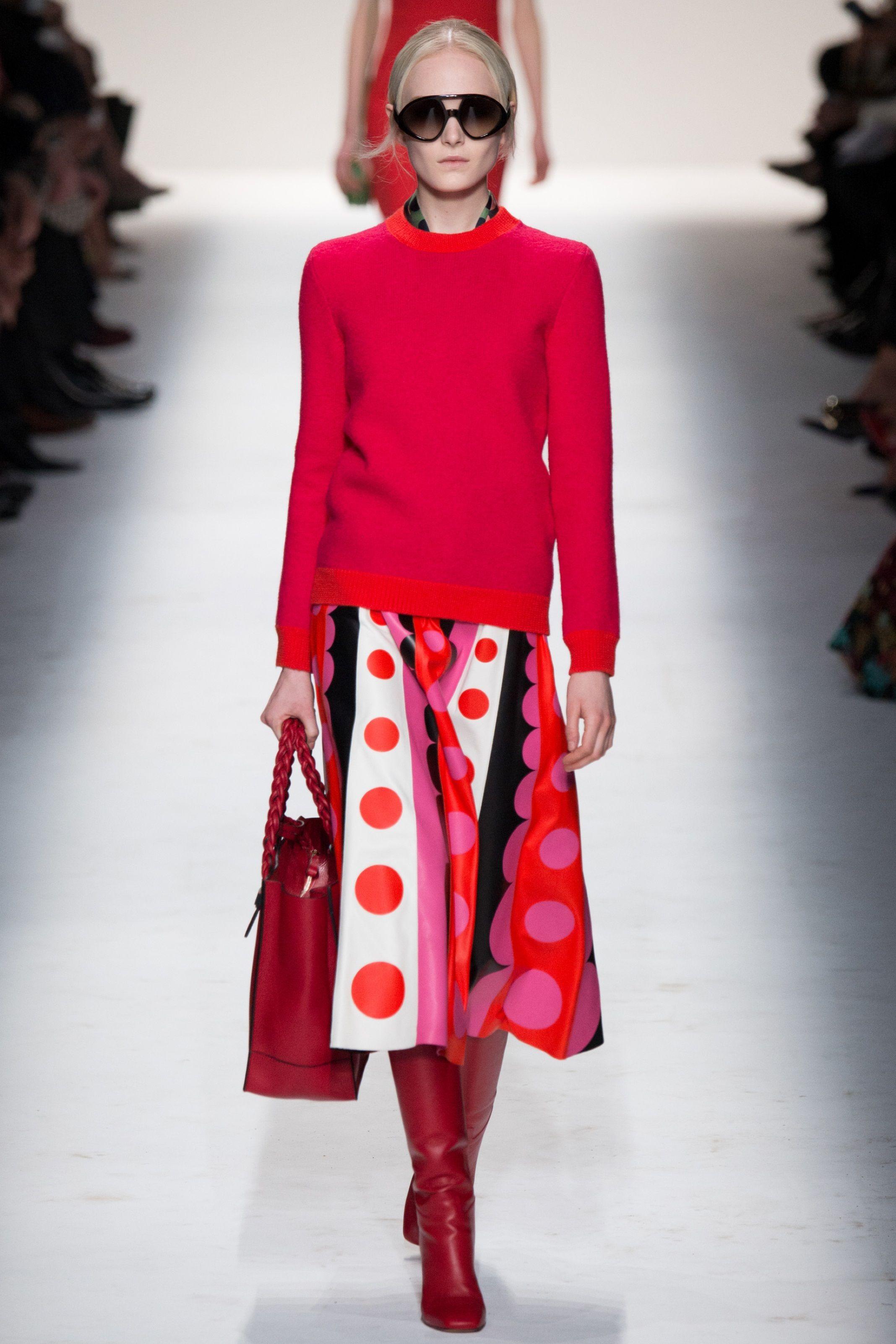 Valentino FallWinter 2014-2015 Collection – Paris Fashion Week forecast