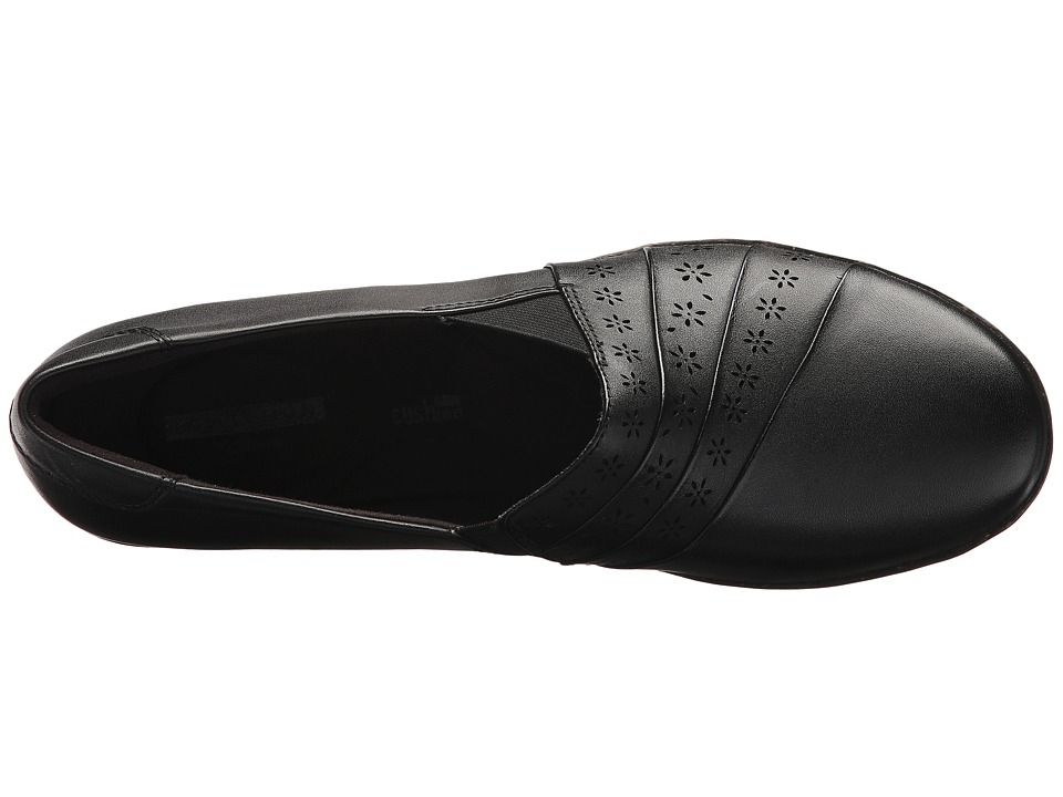 64dfa7c4f82 Clarks Everlay Uma Women s Shoes Black
