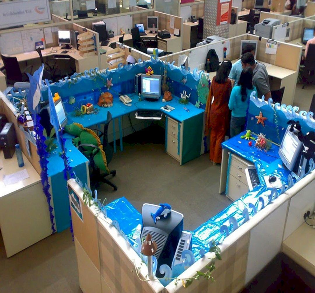 35 Best Cubicle At Work Decor Ideas You Need To Know