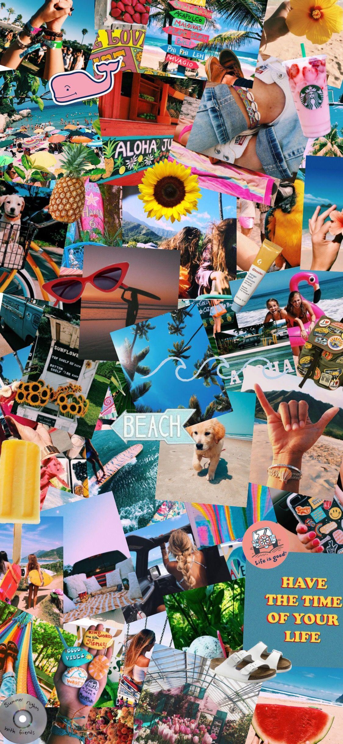 Cute Summer Wallpaper Cute Summer Wallpapers Summer Wallpaper Aesthetic Iphone Wallpaper