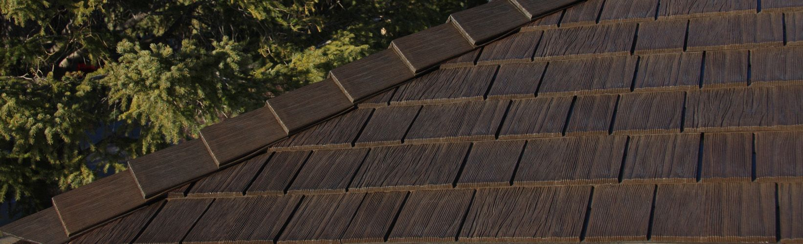 EuroLite Shake in Brown Rubber roofing, Roofing, Rubber