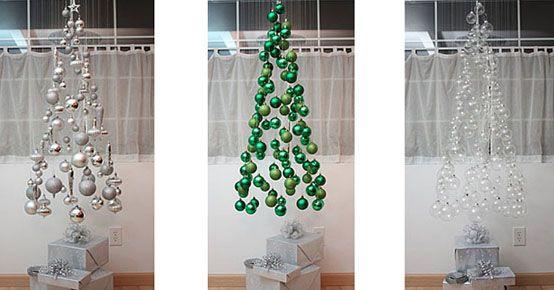 Необычные идеи украшения новогодней елки