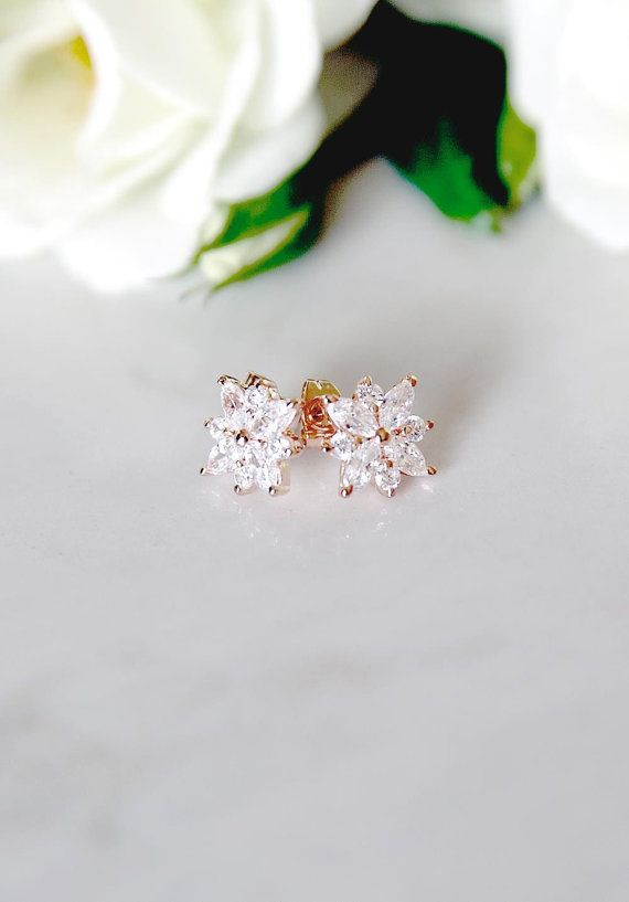 Lily 18k Rose Gold plated Will you be my by MishmashofLove