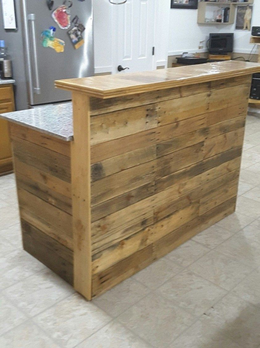 21 How To Build A Kitchen Island From Wood Pallets Building A Kitchen Pallet Kitchen Island Diy Kitchen Island