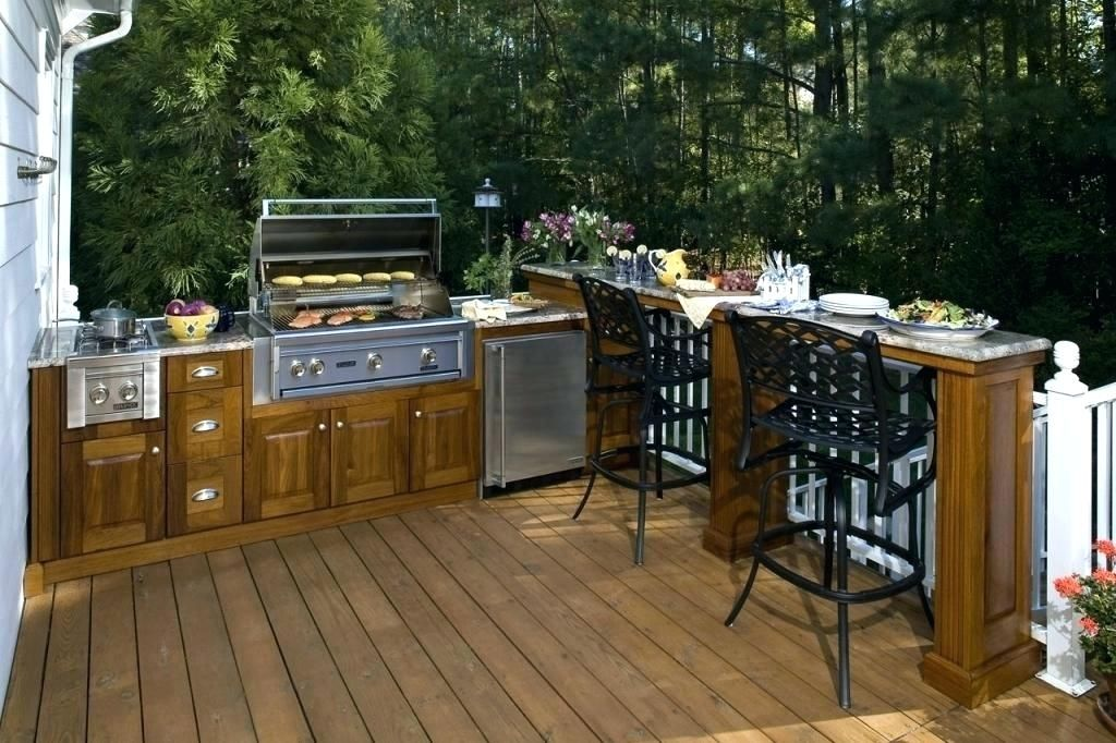 20 Backyard Bbq Setups We Should All Aspire To Have Outdoor Kitchen Cabinets Diy Outdoor Kitchen Outdoor Kitchen Plans