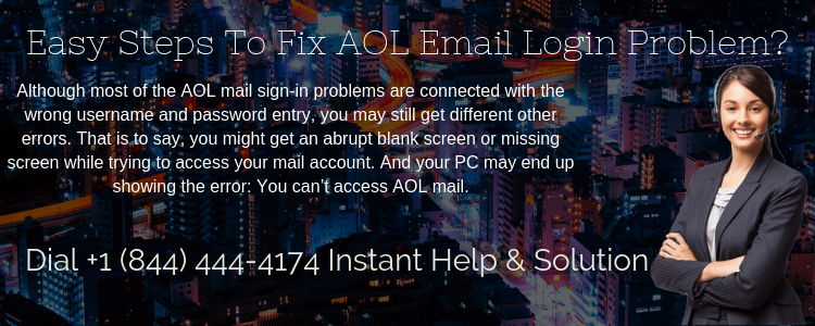 How To Troubleshoot AOL Email Login Problem? Aol email