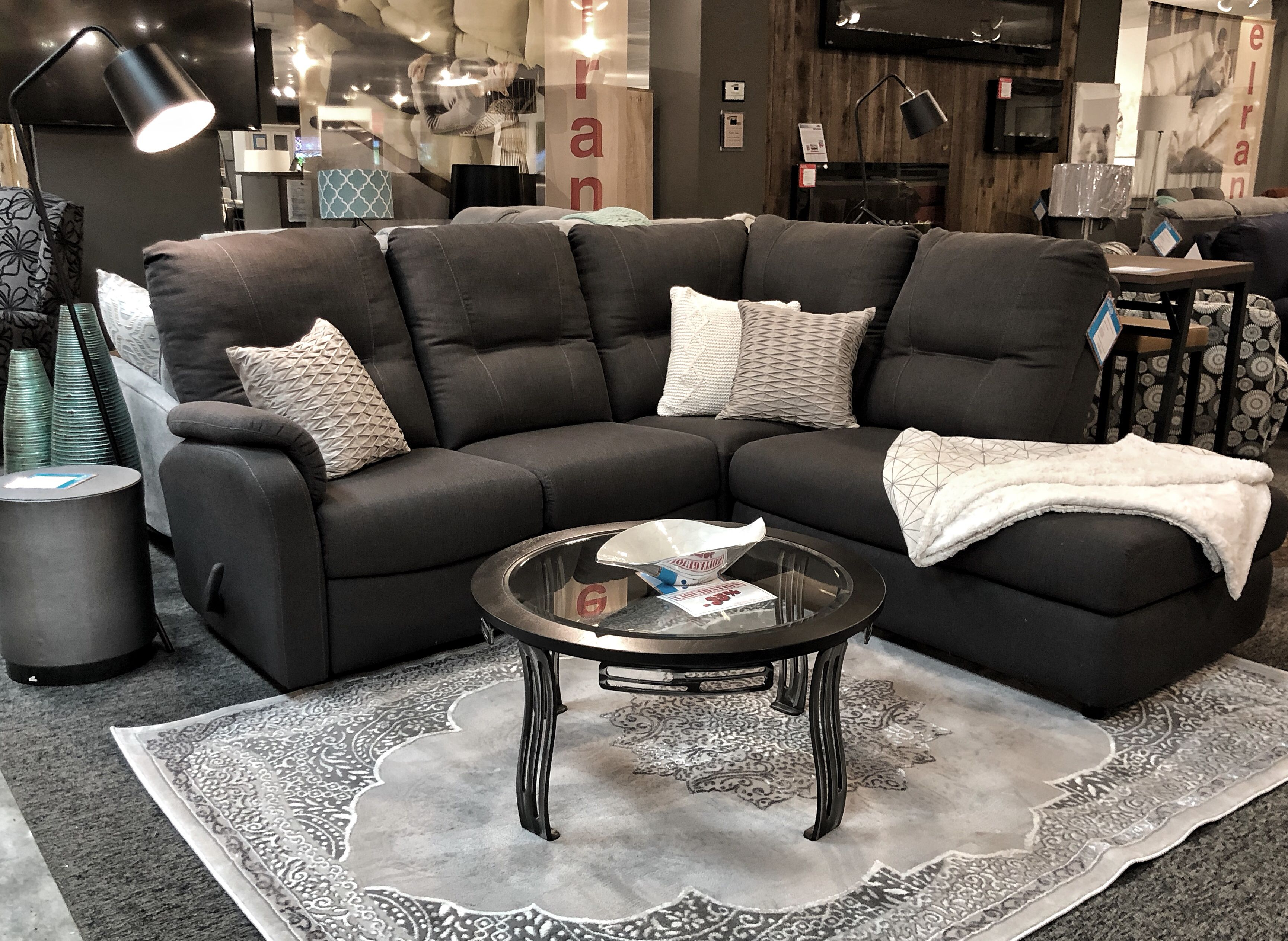 Elran Furniture Furniture Sectional Couch Home Decor