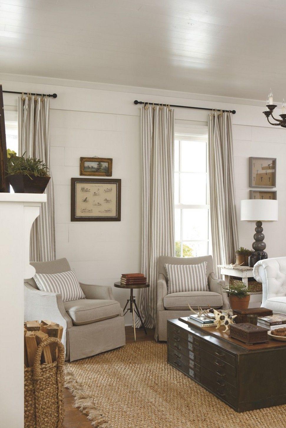 9 Best Modern Farmhouse Living Room Curtains Decor Ideas 3 In 2020 Farm House Living Room Curtains Living Room Modern Farmhouse Living Room