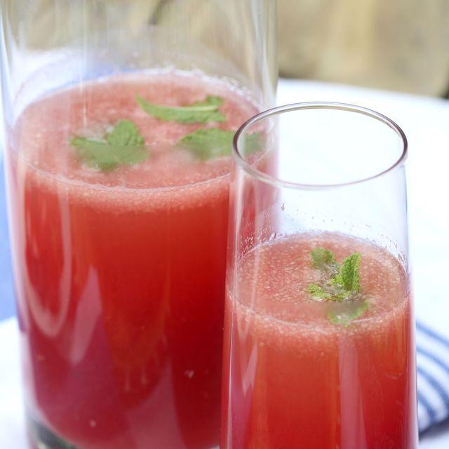 Watermelon-Cucumber Vodka Cooler Recipe