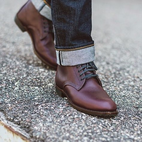 c8e3092df587e The Sheldon | footwear in 2019 | Shoes, Red wing boots, Red wing ...