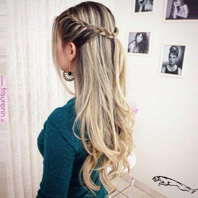 23+ süße einfache geflochtene Frisuren für schöne Frauen Zöpfe werden als Schutz … #einfache… #frisurenflechten