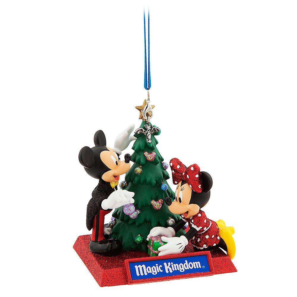disney store uk christmas decorations
